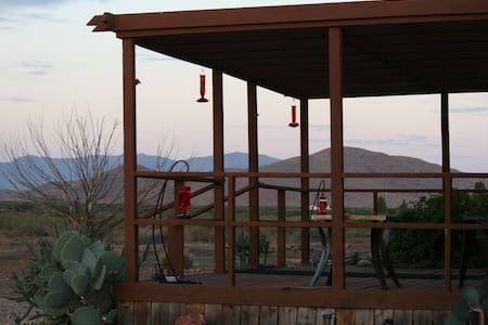 $725WEEK ~Ranch~ w/ 360 MT Views Wi-Fi Willcox, AZ - Cochise - House