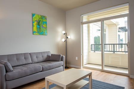 Newly built upscale one-bedroom near Intel/Nike - Wohnung