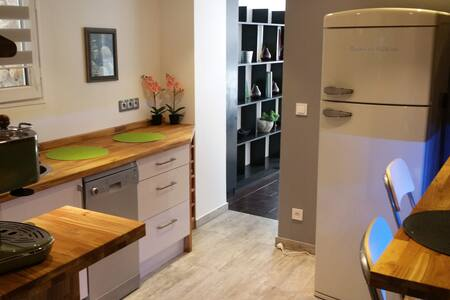 Appartement douillet de 50m2 - Le Raincy - Wohnung
