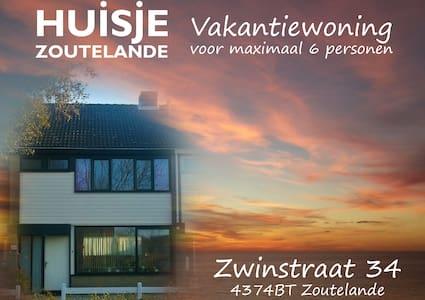 Fijne vakantiewoning in Zoutelande - Zoutelande - Hus