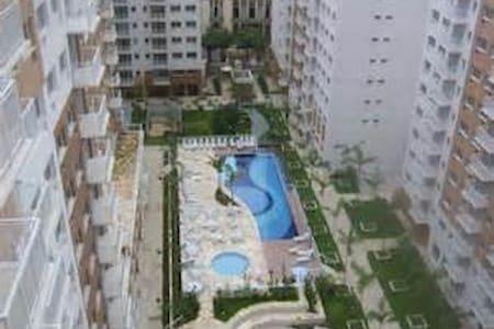 Apartamento confortável com varanda - Apartment