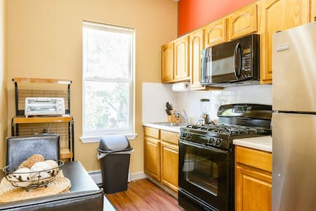 """2Bdr Modern Apt, Minutes away from New York"" - West New York - Appartement"