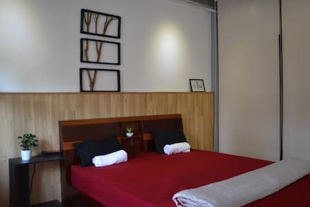 @CBD-RED-Apartment in central Dist1 - Ho Chi Minh City - Lakás