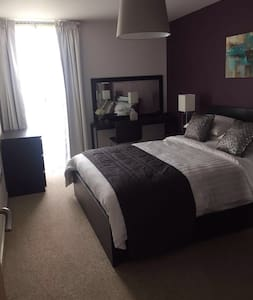 Stylish & Contemporary 1 Bed Apt - Norwich - Apartamento