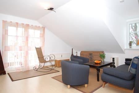 """Wohnung im """"Haus zum Strand"""" 74 qm - Apartament"""
