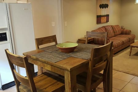Very Cozy, Private, Clean Apt! - Cottonwood Heights