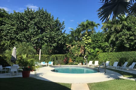 Cozy 2 bedroom, king size bed! - Fort Lauderdale - Appartement