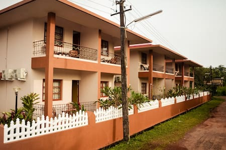 The Goan Courtyard Hotel - Konukevi