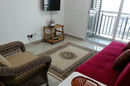 Equipped 3 Room Condo near UNITEN, UPM & Putrajaya - Kajang