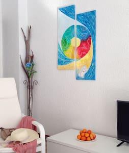 Квартира 75 кв.м, 5 минут до пляжа - Guardamar del Segura - Apartamento