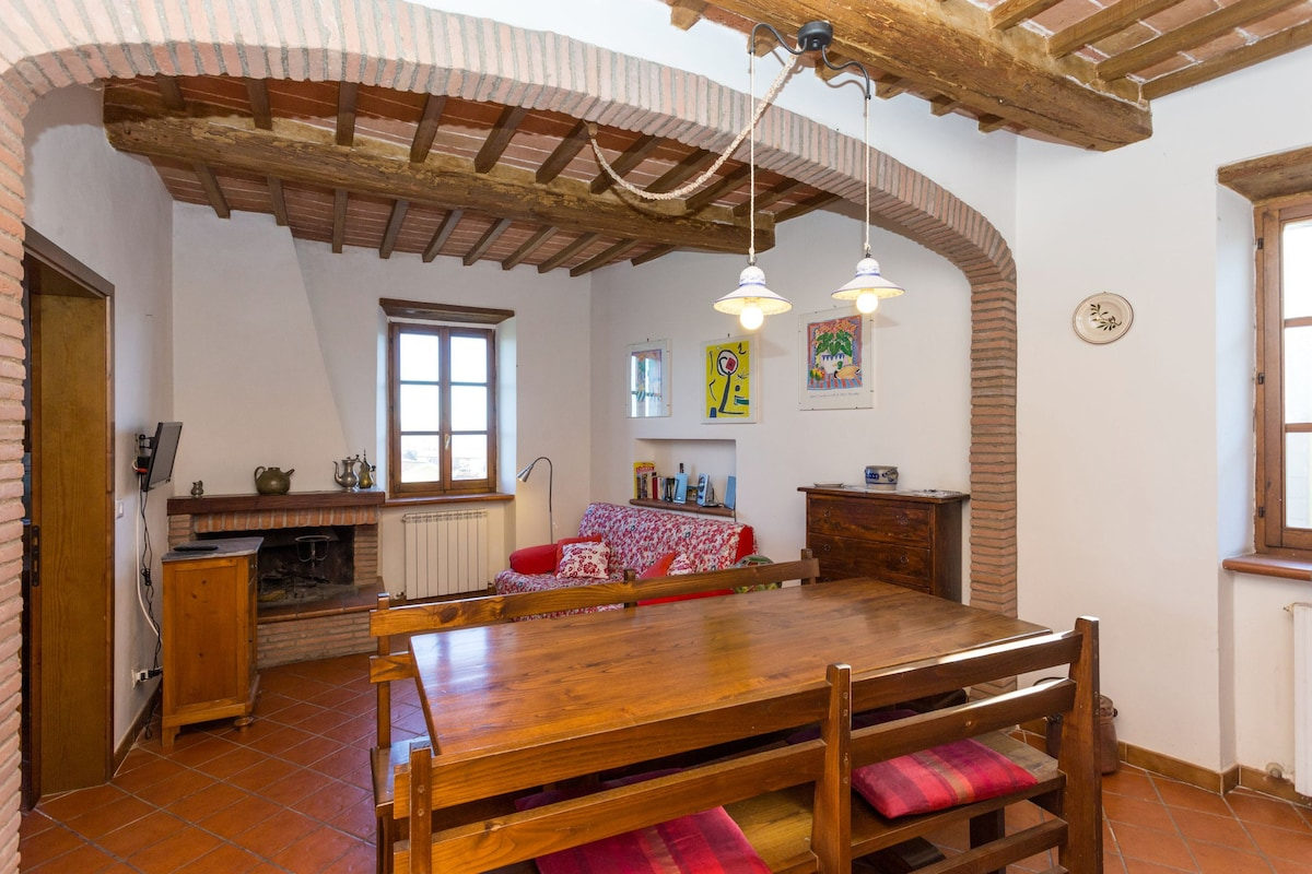 Buy apartment in Panicale photos and prices
