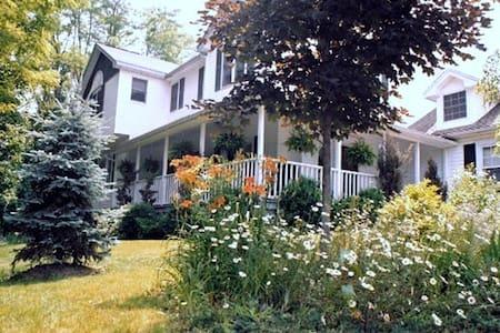 Upper Delaware River Valley Home - Equinunk - Ház