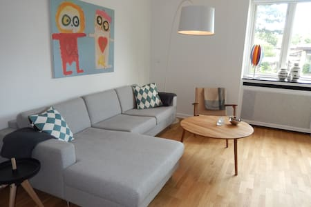 Central CPH apartment in lovely Frederiksberg - Frederiksberg - Apartment
