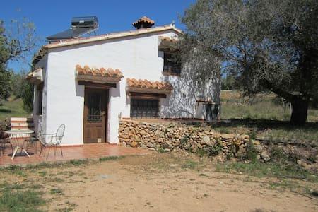 casa tranquila en finca ecologica - Ulldecona - House