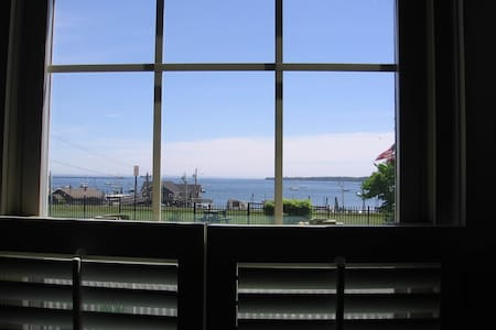 Charming Seaside Studio In Downtown Rockland - Flat