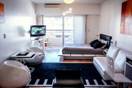 Trendy Studio in BUE. Great location & Cozy. Wifi - Buenos Aires - Pis