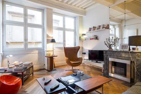 Loft dans vieux Lyon - Lyon
