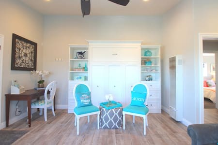 Beautiful Beach Bungalow- 5 Minutes from Beach! - San Clemente - House