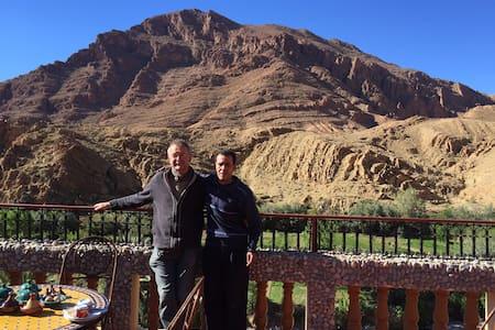 chambres ,montagne palmerais au pays berberes - Bed & Breakfast