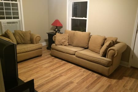 Small Central 2 Bedroom House - Lake Charles - Haus