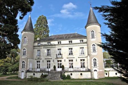 Chambre BLOIS (5)/CHATEAU en TOURAINE - Tournon-Saint-Pierre - Guesthouse