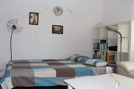 10 min. to Basel, 15 min. to BSL Airport or France - Apartment