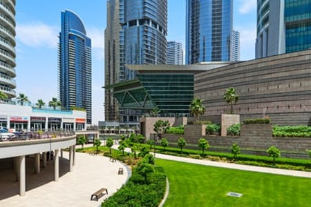 Huge studio near JLT Metro Station - Apartment