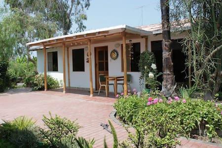Casa de campo en Mala, cerca a la playa. - Mala District - Chalet