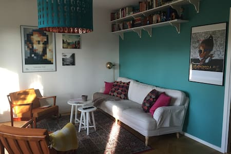 Charming 2 bedroom apartment in Enskede - Stockholm - Wohnung
