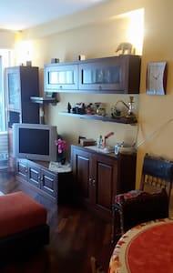 Beautiful flat Aulla center - Huoneisto