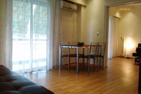 Quintessential Athenian Apartment - Paleo Faliro - Apartment