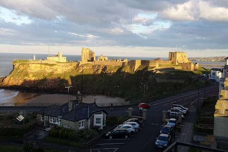 Stunning Coastal Penthouse Apartment - Tynemouth