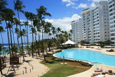 Beach Front Luxury Apartment - Juan Dolio - Appartement
