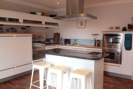 Holiday Home in Mevagissey :)) - Mevagissey  - Flat