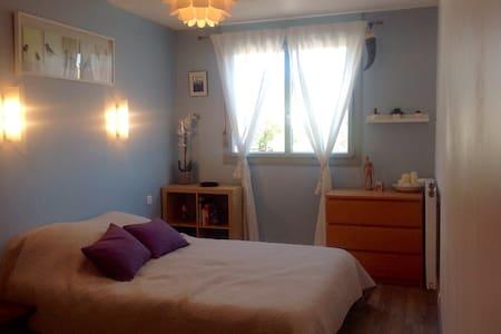 Nice & Calm private room near Paris - Chelles