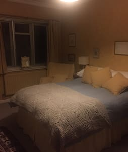 Double room in charming village - Hus