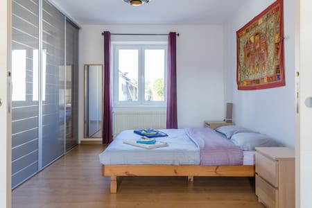 Appartement/Gîte Colmar dans maison individuelle - Casa