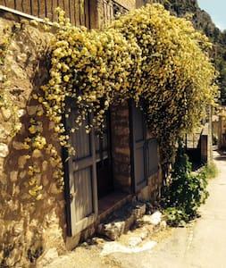 Attractive studio, in a beautiful village - Hus