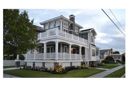 Stone Harbor, NJ Beach House - 一軒家