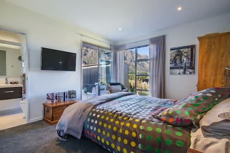 Pinnacle View 1 bed - Kawarau Falls