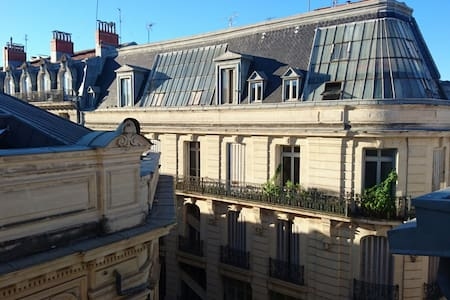 Charming studio with view over the Opera Comédie - Lejlighed