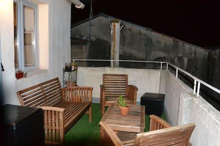 Duplex centre historique Arles - Arles - Apartment