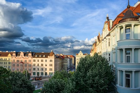Your Home in Prague - Wohnung