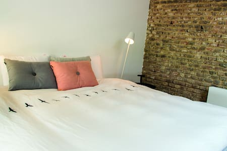 Design B&B HEI15 kamer 1 - Bed & Breakfast