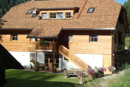 Winnewieser Farmhouse - app.larch - Apartmen
