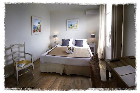 Double standard room - Tourrettes-sur-Loup - Bed & Breakfast