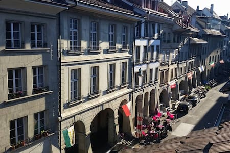Small cosy flat in the heart of Bern - Bern - Apartment