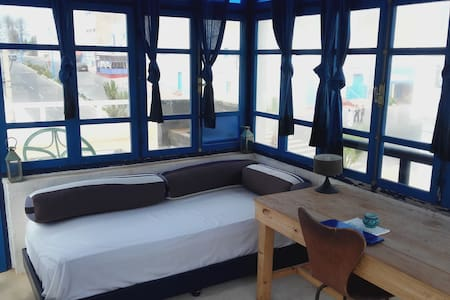 Maison à deux chambres comme deux maisons - Sidi Ifni - Huis