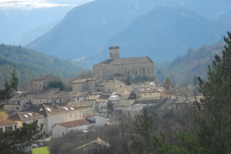 Studio Drôme Provençale - La Motte-Chalancon