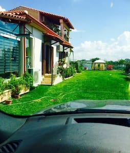 Villa at Ammaliada - Amaliada - Villa